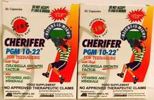 60 CHERIFER Capsule Zinc CGF Taurine PGM 10-22 Teenager Growth Factor USA SELLER