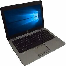 HP Elitebook 820 G1 portátil para 12.5 pulgadas i5-4210U 500GB Core Home HDD Windows 10