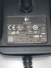 Genuine Universal Logitech Squeezebox Boom AC Power Supply Adapter PSC30R-120