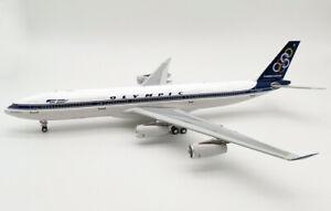 InFlight 1:200 Olympic Airways A340-300 'Olympia' SX-DFA Diecast Model Aircraft