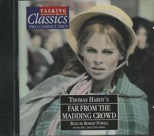 FAR FROM THE MADDING CROWD by Thomas Hardy ~ Two-CD Audiobook (Talking Classics)