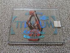 1997 Metal Universe Titanium Michael Jordan #1 Chicago Bulls Skybox