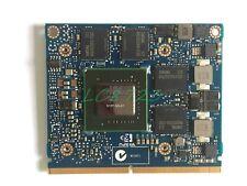 NEW HP ZBook 15 DELL Precision M4800 Video Card Nvidia Quadro K2100M 2GB Tested