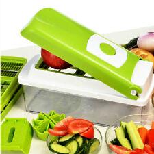 Multifonctionel Eplucheur Zesteur Mandoline Légumes Salade Fruit Cutter
