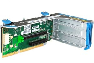 HP - Riser Card 1 With Pci Bracket For Proliant Dl380 G9 Dl388 G9. 729806-001