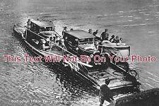 CO 351 - Fowey Bodinnick Motor Ferry For Polperro & Looe, Cornwall - 6x4 Photo