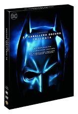 TRILOGIA EL CABALLERO OSCURO DVD NUEVO ( SIN ABRIR ) BATMAN, CABALLERO, RENACE