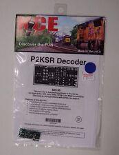 NCE 524-108-E * P2KSR Decoder * NIB