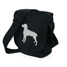 More details for weimaraner gift pack shoulder bag & wallet weimaraner dog lovers birthday gift