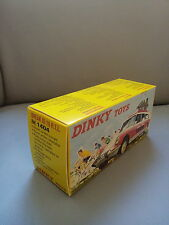 Boite dinky toys identique à l'origine BREAK ID 19 RTL boite imprimerie