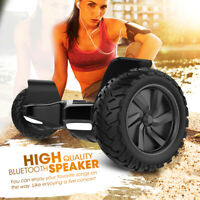 "8.5"" Electric Bluetooth Speaker Scooter Offroad Tire Dual Motor UL2272 Certified"