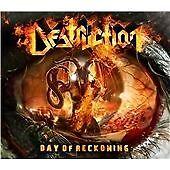 Day Of Reckoning, Destruction, Very Good CD