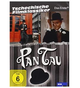5 DVD BOX TSCHECHISCHE FILM-KLASSIKER *** PAN TAU *** DIE KOMPLETTE SERIE