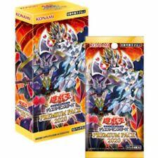NEW Yu-Gi-Oh! TCG Duel Monsters PREMIUM PACK 2020 BOX Konami from Japan F/S