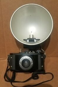 Vintage Fed-Flash Type A Shutter Federal Mfg & Engineering Corp Untested As Is