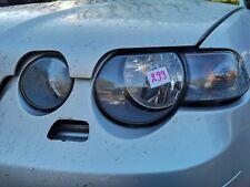 BMW 3 Series E46 Compact 01-05 Silver(354/7) Near Side Left Headlight Halogen