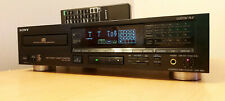 SONY CDP-990 TOP STEREO CD PLAYER & REMOTE CONTROL
