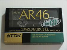 Japanese TDK AR 46 Vintage Cassette Tape (1)