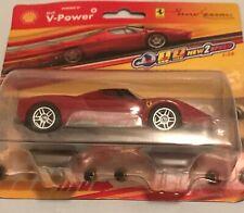 Shell V Power  Ferrari Model Car by Mattel