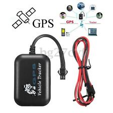 Vehicle Bike Motorcycle Car GPS/GSM/GPRS Real Time Tracker Tracking Device Alarm