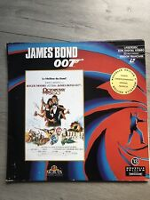 OCTOPUSSY JAMES BOND 007 NOUVELLE ÉDITION LASERDISC LASER DISC PAL FRANÇAIS RARE