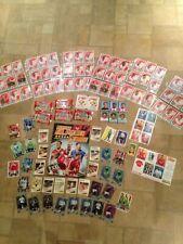 Huge Joblot - Vintage Football Trade Cards / Stickers / Album - Panini / Topps !