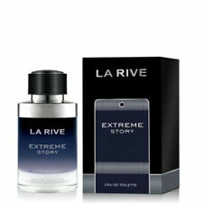 La Rive Exteme Story Eau De Toilette for Men 75ml NEW