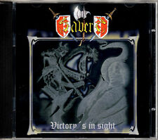 SAVERS victory's in sight CD 1999 Epic Power Metal