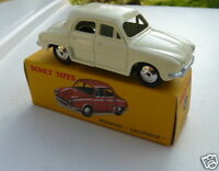 DINKY TOYS RENAULT DAUPHINE ref 24 E réedition ATLAS