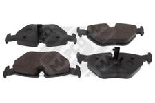Bremsbelagsatz, Scheibenbremse für Bremsanlage Hinterachse MAPCO 6581