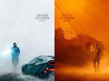 "BLADE RUNNER 2049 Set of 2 - 11.5""x17"" Original Promo Movie Posters 2017 MINT"