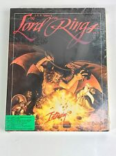 New J.R.R. Tolkien's The Lord of the Rings Vol I 1 Vintage Game IBM/Tandy/DOS/PC