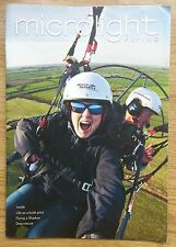 MICROLIGHT FLYING MAGAZINE, BMAA issue May 15