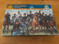 Italeri American Civil War Union Cavalry Figures 1:72 Scale