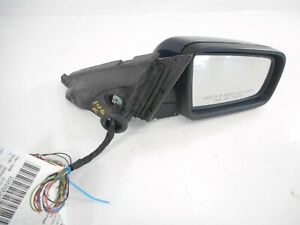04-06 BMW 525 530 Door Mirror Passenger Right OEM Memory W/ Puddle Lamp Blue 545