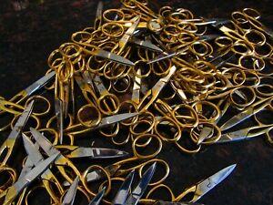 lot of 10...... 3 1/2 inch Scissors NEW