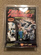 Transformers Jazz G2 MISB MOC MOSC Original Vintage