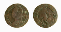 s1544_167) FRANCIA 5 CENTIMES  - DEFECT