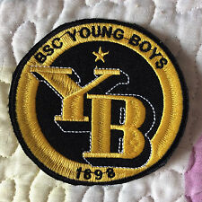 AUFNAHER PATCH YOUNG BOYS BERN - SWITZERLAND FIRST DIVISION - SUISSE