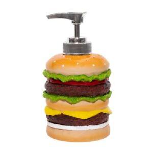 Soap Dispenser Hamburger