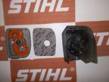 Stihl BG86C/C-E SH56/C C-E COPERCHIO DEL FILTRO DELL'ARIA, COLLETTORE + NUOVO FILTRO DELL'ARIA USATO