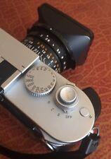 Camera Shutter Release Button Silver for Leica M ME M3 MP M8 M9 Fuji FX Nikon
