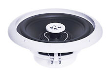 E-audio rond résistant à l'humidité salle de bain cuisine 8 ohms musique plafond haut parleur