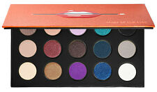 Make Up For Ever 15 Artist Eye Shadow Palette Limited Holiday AUTHENTIC  Y47