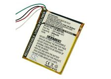 3.7V battery for Microsoft Zune 16GB, Zune N59779, Zune HSA-00001, Zune HVA-0000
