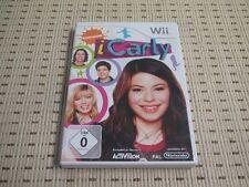 ICarly I Carly für Nintendo Wii und Wii U *OVP*