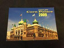 Mitchell, South Dakota 2009 WORLD'S ONLY CORN PALACE Postcard