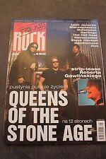 Teraz Rock 5/2005 QOTSA, Garbage, Lacrimosa, New Order, Porcupine Tree