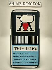 Usa Seller Samsung Galaxy S6 Anime Phone case Cover Hunter X Hunter License Card