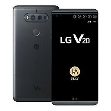 LG V20  64GB - Titan Black (AT&T) GSM Unlocked Smartphone. Grade 2. 7/10. Good